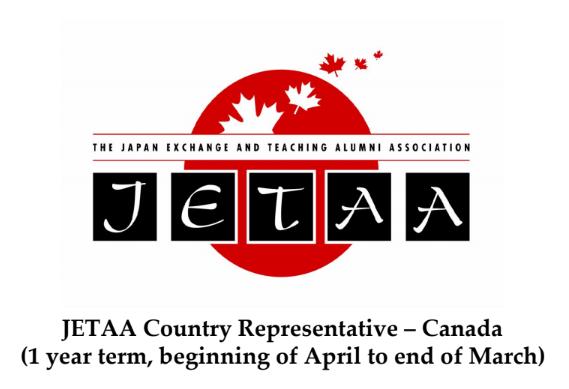 Jetaa Ottawa Japan Exchange And Teaching Alumni Association Ottawa